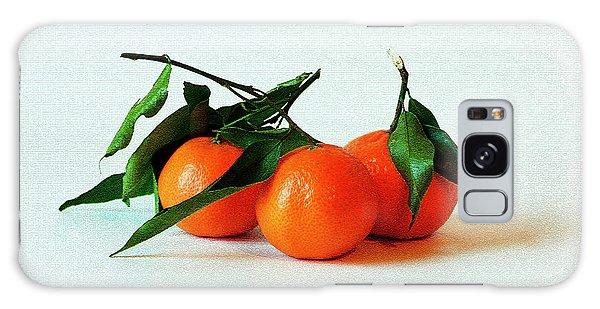 11--01-13 Studio. 3 Clementines Galaxy Case