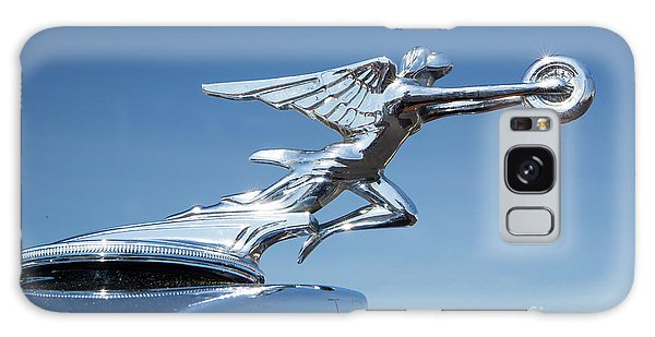 1934 Packard Automobile Hood Ornament Galaxy Case