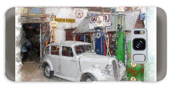 1950s Garage Galaxy Case