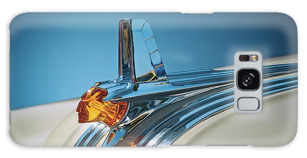 Old Car Galaxy Case - 1953 Pontiac Hood Ornament by Scott Norris