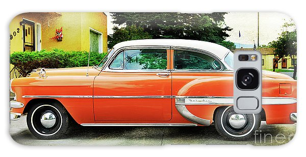1954 Belair Chevrolet 2 Galaxy Case