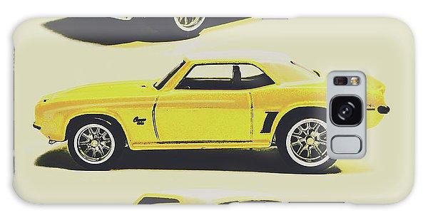 Sports Car Galaxy Case - 1969 Camaro by Jorgo Photography - Wall Art Gallery