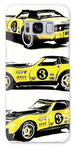 Automobile Galaxy Case - 1969 Chevrolet Copo Corvette by Jorgo Photography - Wall Art Gallery