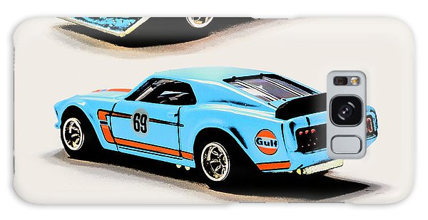 Sport Car Galaxy Case - 1969 Ford Mustang Boss 302 by Jorgo Photography - Wall Art Gallery
