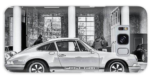 1972 Galaxy Case - 1972 Porsche 911 Monochrome by Tim Gainey