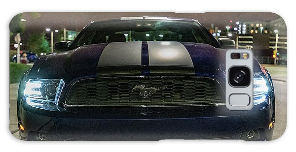 Galaxy Case featuring the photograph 2014 Ford Mustang by Randy Scherkenbach