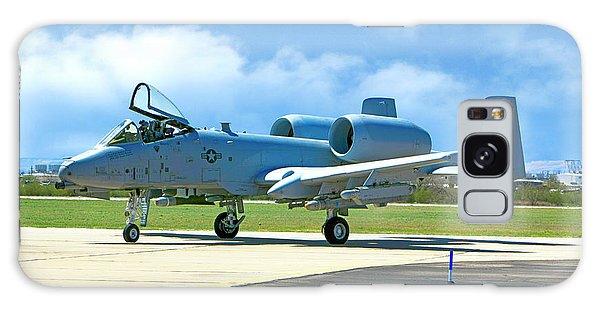 A-10 Warthog Galaxy Case
