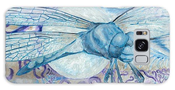 Dragonfly Moon Galaxy Case