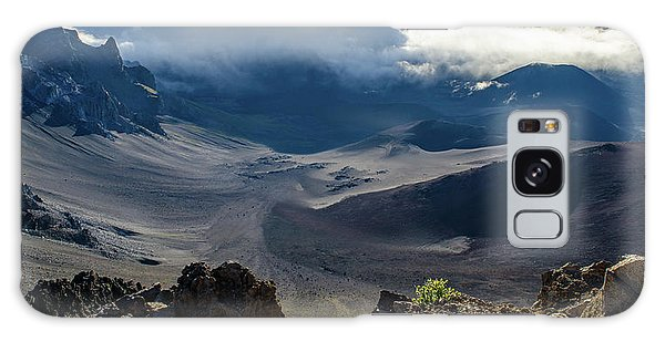 Haleakala Crater Galaxy Case