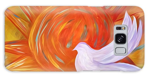 Healing Wings Galaxy Case