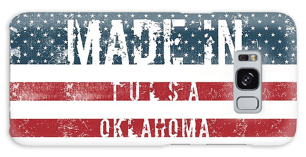 Tulsa Ok Galaxy Case - Made In Tulsa, Oklahoma #tulsa #oklahoma by TintoDesigns