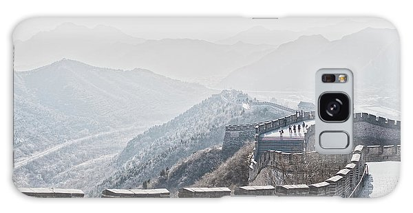 The Great Wall Of China Galaxy Case