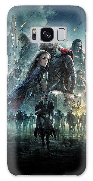 The Avengers Galaxy Case - Thor The Dark World  by Geek N Rock