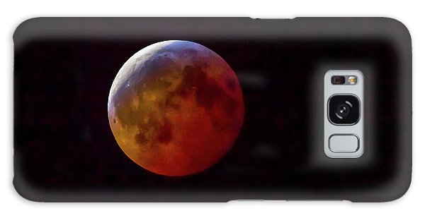 2019 Super Blood Wolf Moon Galaxy Case