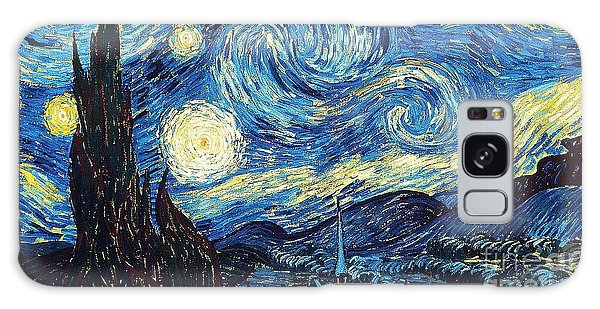 Starry Night By Van Gogh Galaxy Case