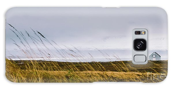 Beautiful Panoramic Photos Of Icelandic Landscapes That Transmit Beauty And Tranquility. Galaxy Case