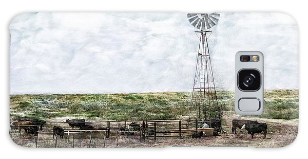 Classic Cattle II Galaxy Case
