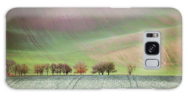 Autumn In South Moravia 3 Galaxy Case