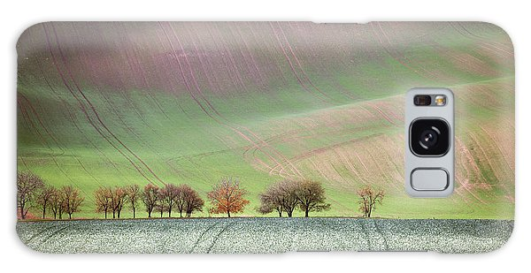 Autumn In South Moravia 3 Galaxy Case