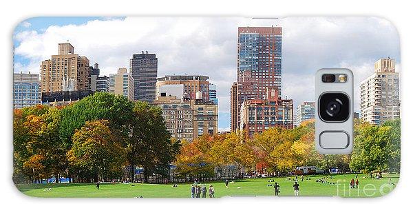 Usa Galaxy Case - New York City Manhattan Skyline by Songquan Deng