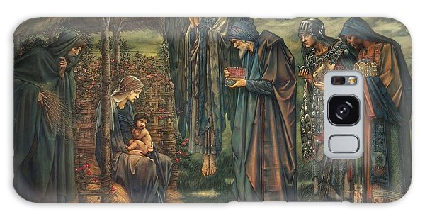 Bethlehem Galaxy Case - The Star Of Bethlehem by Edward Burne-Jones