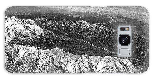 35,000 Feet Over Utah Galaxy Case