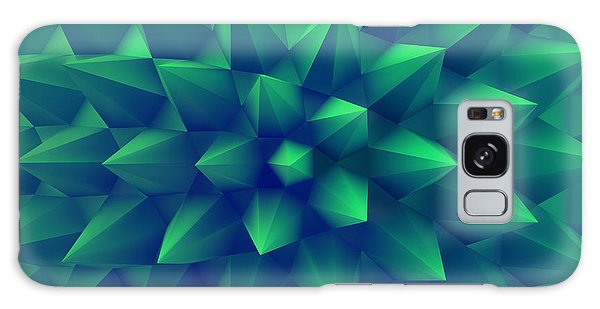 Scientific Illustration Galaxy Case - 3d Abstract Background. Vector by Login