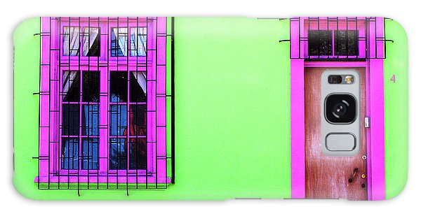 Galaxy Case featuring the photograph 4 Calle Santiago by Rick Locke