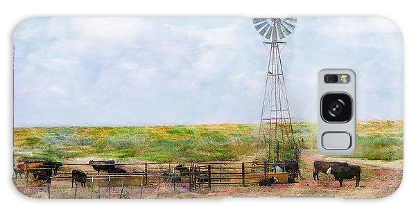 Classic Cattle  Galaxy Case
