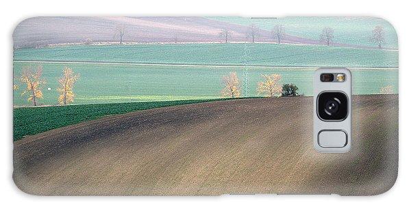 Autumn In South Moravia 5 Galaxy Case