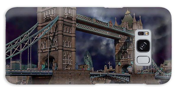 London Tower Bridge Galaxy Case
