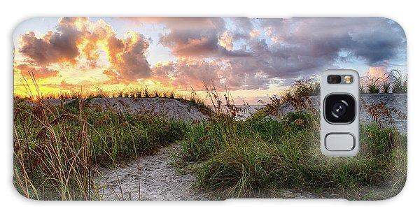 48th Ave. Sunrise North Myrtle Beach Galaxy Case