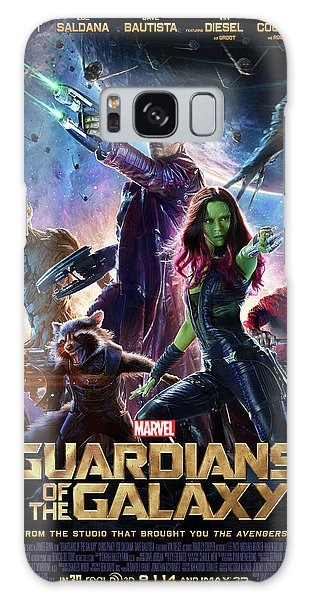 The Avengers Galaxy Case - Guardians Of The Galaxy  by Geek N Rock