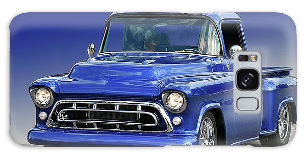 57 Chevy Pickup Galaxy Case