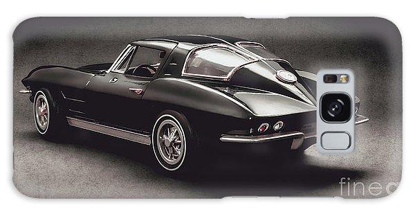 Automobile Galaxy Case - 63 Chevrolet Corvette Stingray by Jorgo Photography - Wall Art Gallery