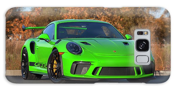 #porsche 911 #gt3rs #print Galaxy Case