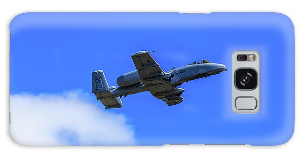 A-10c Thunderbolt II In Flight Galaxy Case