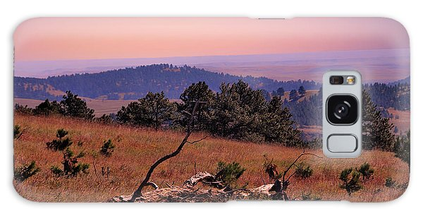Autumn Day At Custer State Park South Dakota Galaxy Case