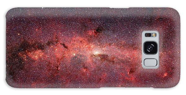 Milky Way Galaxy Case - A Cauldrun Of Stars At The Milky Way Galaxy Center by Filip Hellman