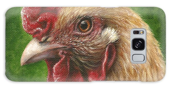 A Chicken For Terry Galaxy Case