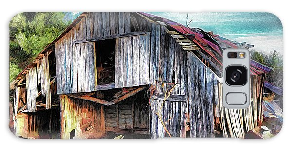 A Classic Vintage Barn In The Blue Ridge Ap Galaxy Case
