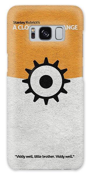 A Clockwork Orange Galaxy Case