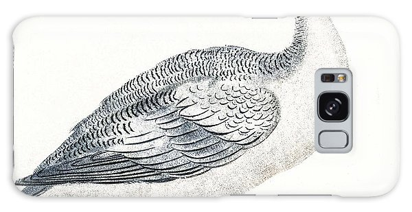 Gosling Galaxy Case - A Goose By Johan Teyler  1648-1709  by Celestial Images