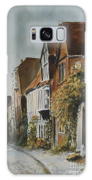 A Lane In Rye, East Sussex Galaxy Case