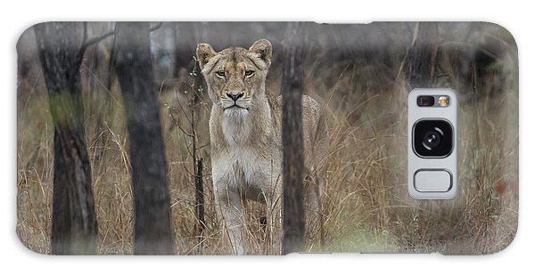 A Lioness In The Trees Galaxy Case