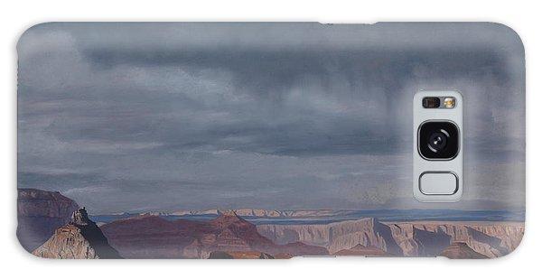 A Little Rain Over The Canyon Galaxy Case