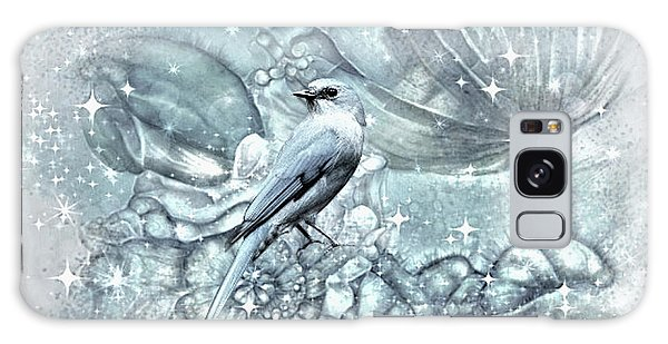 Song Birds Galaxy Case - A New Song In The Meadows 002 by G Berry