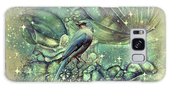 Song Birds Galaxy Case - A New Song In The Meadows by G Berry