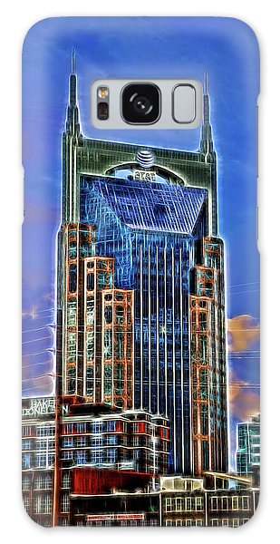 A T And T Building A K A The  Batman Building # 3 - Nashville  Galaxy Case