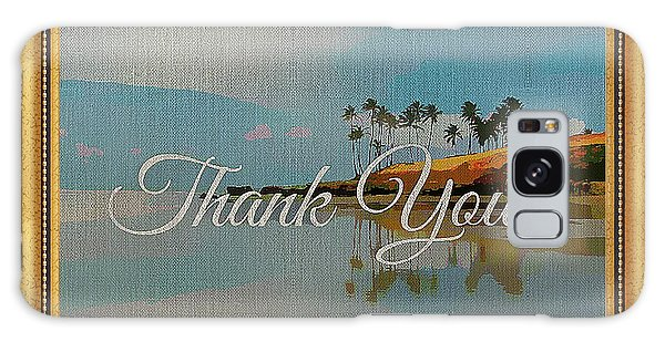 A Thank You Gift Galaxy Case